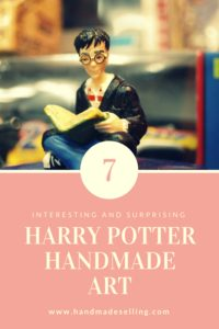 harry potter handmade