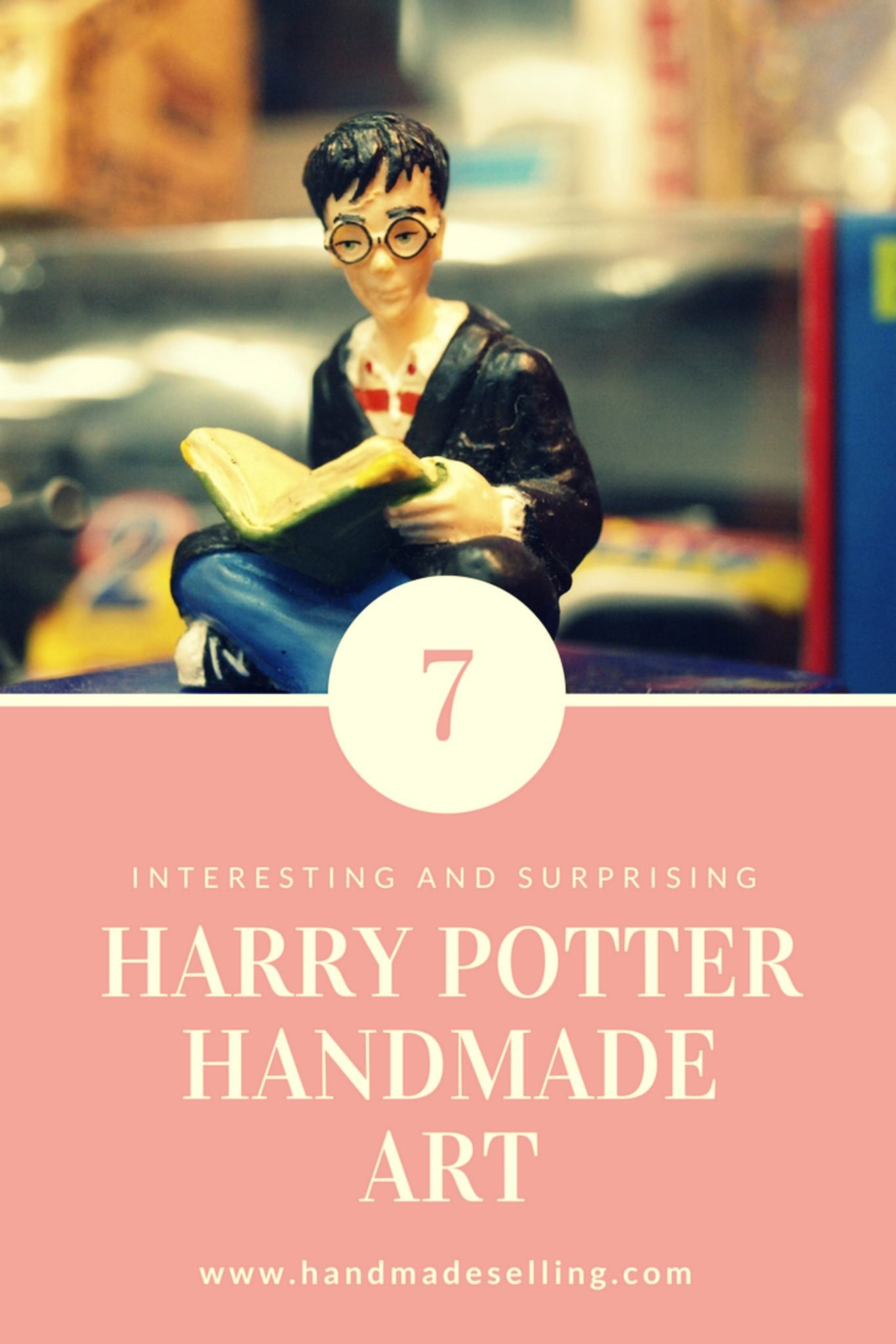 harry potter handmade