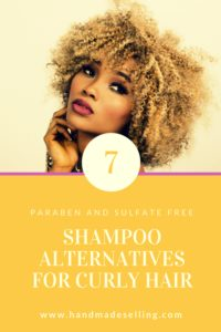 shampoo alternatives for curly hair