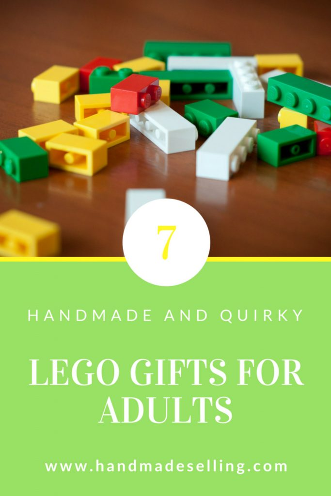 7 Colorful Lego Gifts for Adults That Will Blow Your Mind