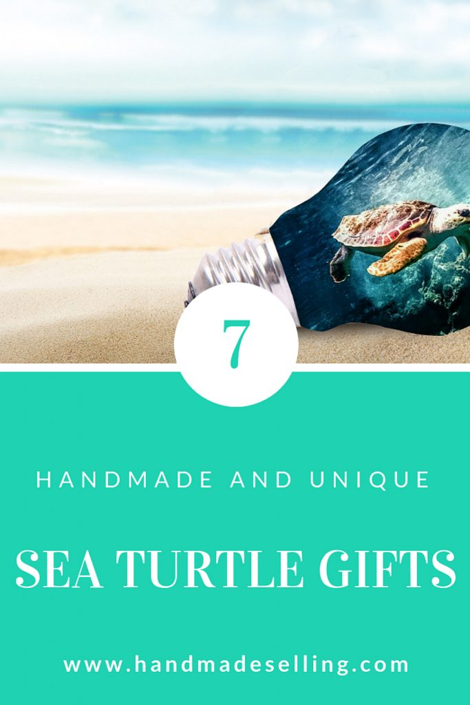 7 Sea Turtle Gifts that are adorable
