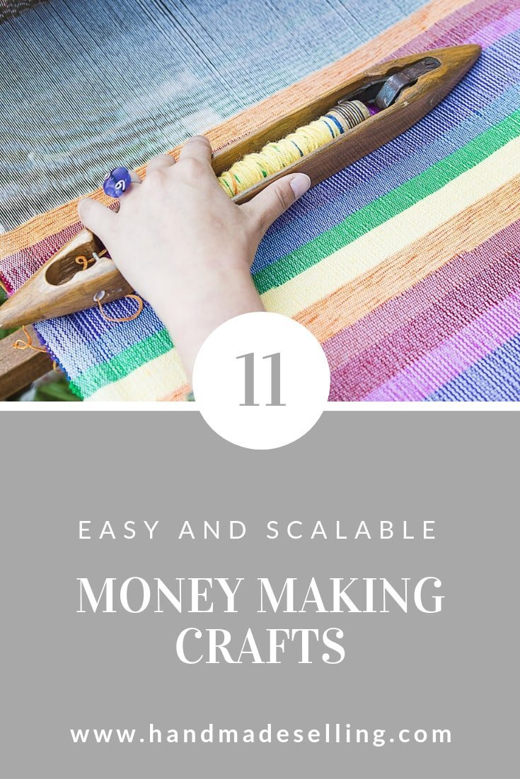 How to Make Money With the Best Money Making Crafts