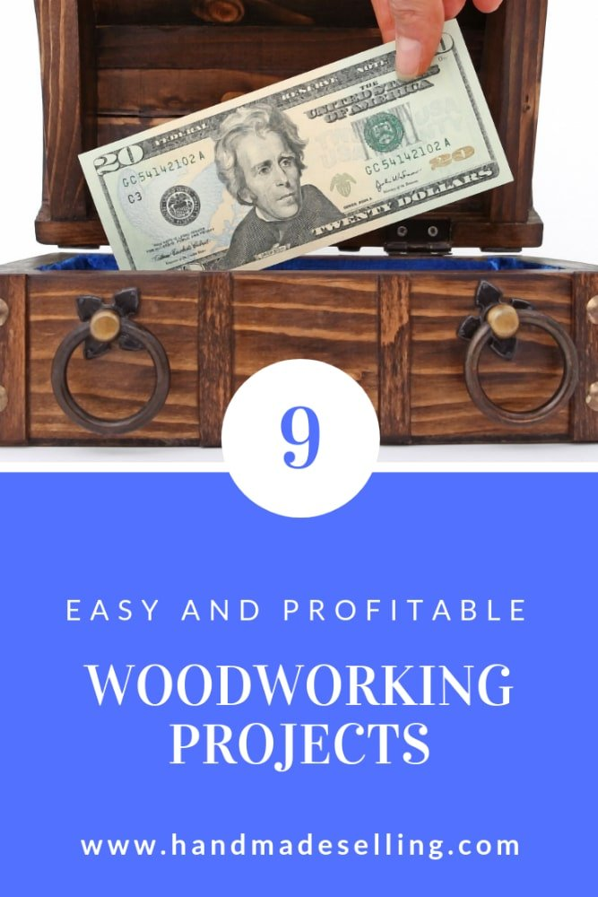 Woodworking Projects That Sell Well Handmadeselling Com