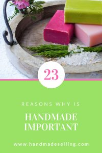 why is handmade important