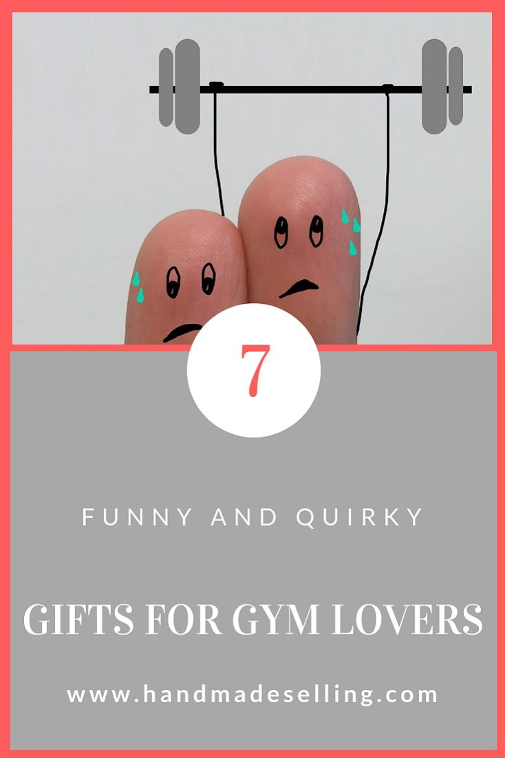 7 funny gifts for gym lovers