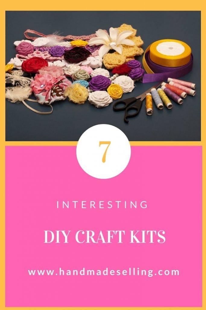 DIY craft kits ~ header