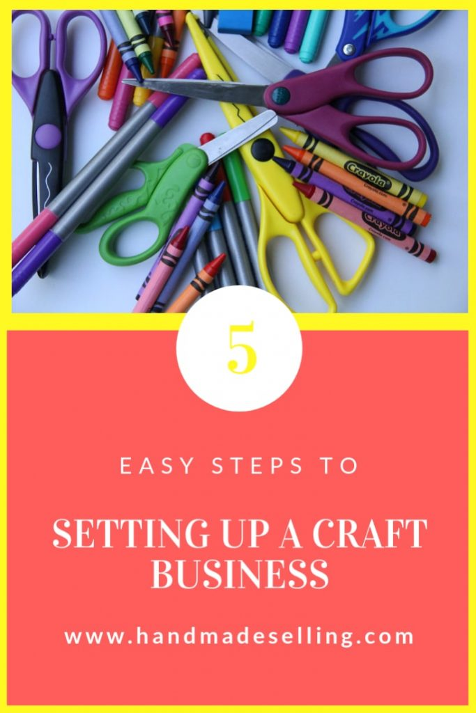 setting up a craft business ~ header