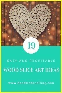 wood slice art ideas ~ header