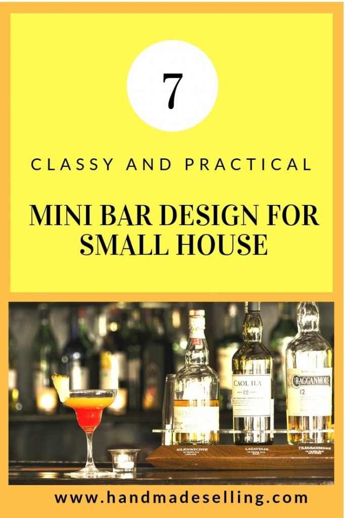 mini bar design for small house header