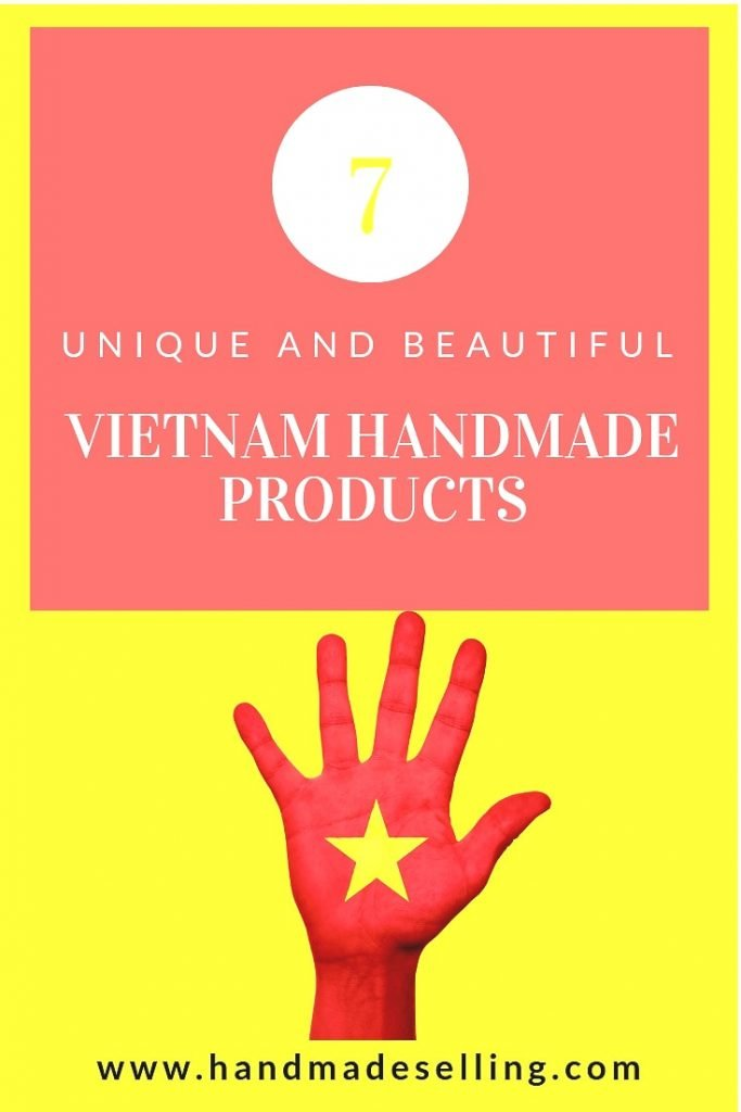 Vietnam handmade products ~ Header