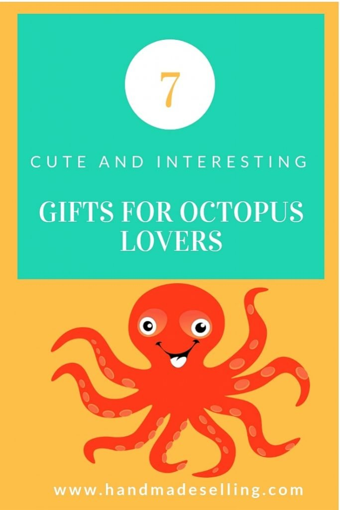 7 gifts for octopus lovers