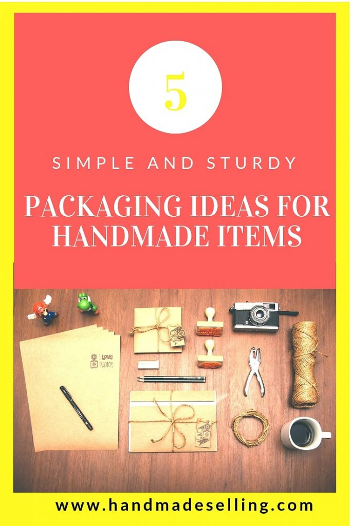 5 Packaging Ideas for Handmade Items