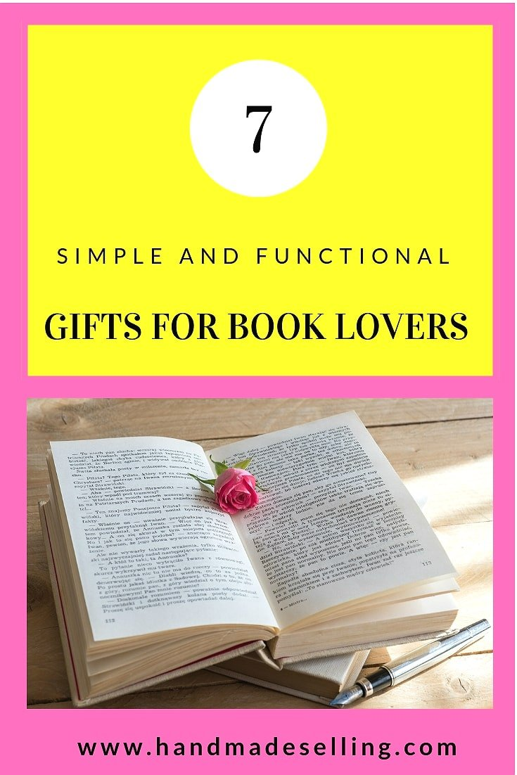7 gifts for book lovers that aren't books