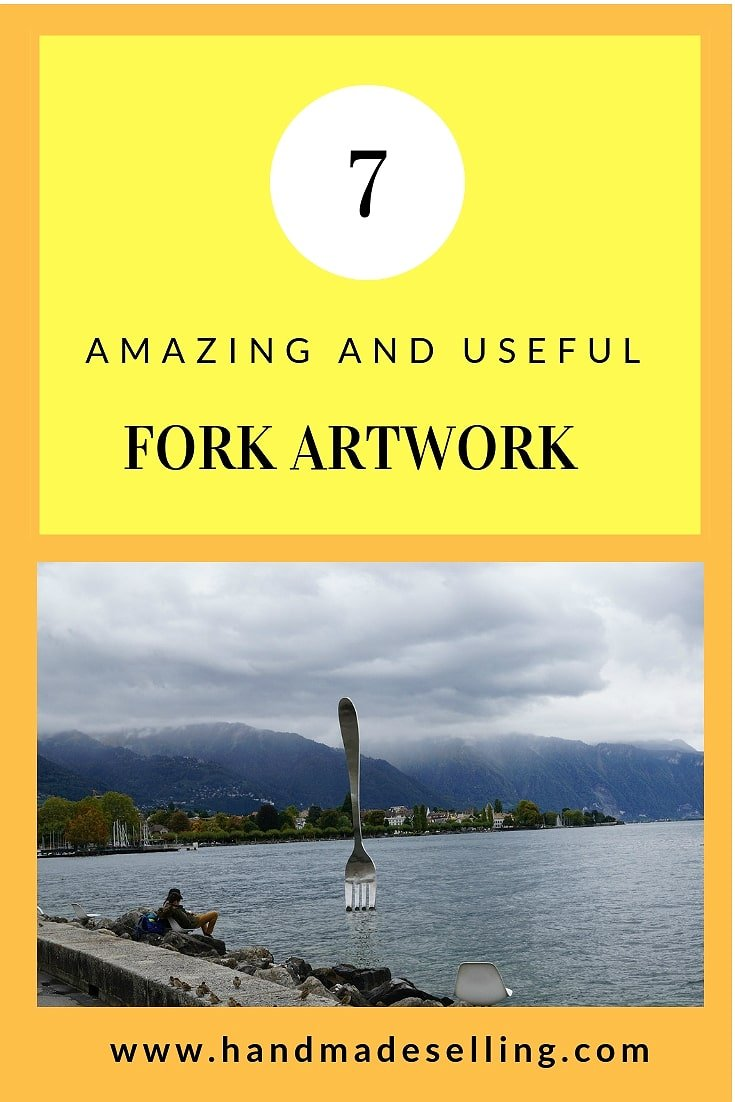 How to Get the Spotlight With Fork Artwork