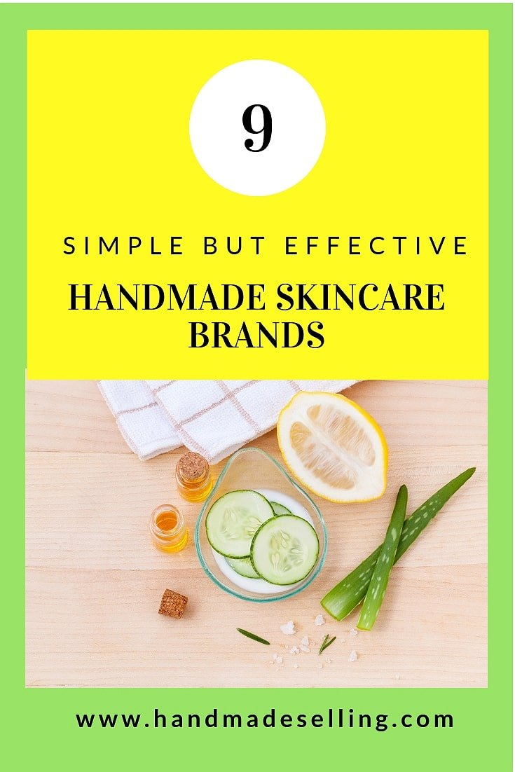9 Handmade Skincare Brands That Will Make You Happy