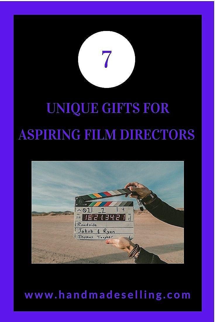 gifts for aspiring film directors ~ Pinterest
