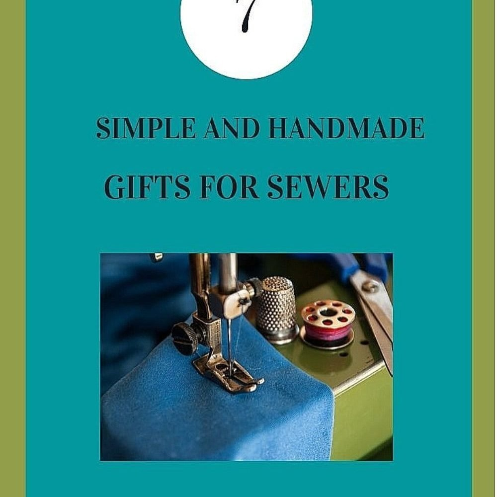 handmade gifts for sewers ~ Pinterest