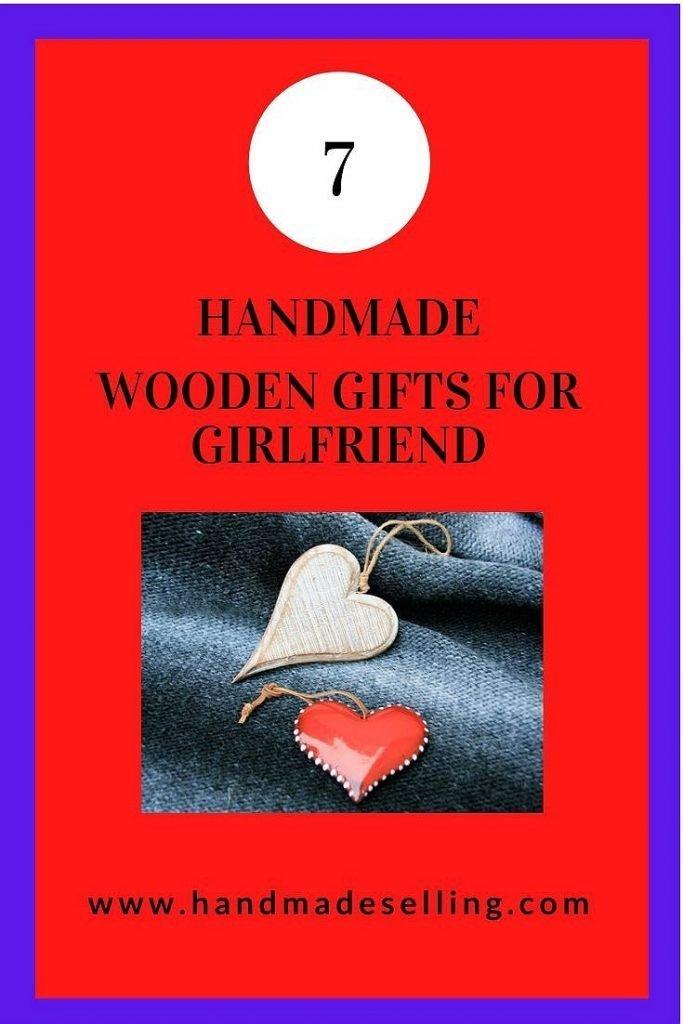 handmade wooden gifts for girlfriend pinterest