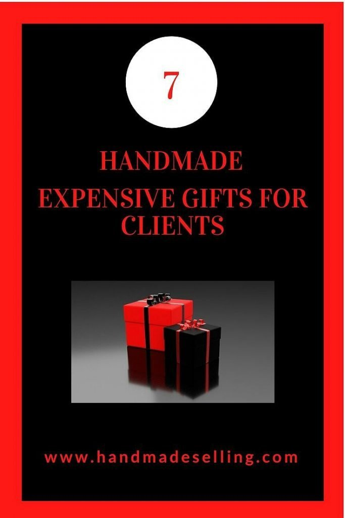 expensive gifts for clients pinterest
