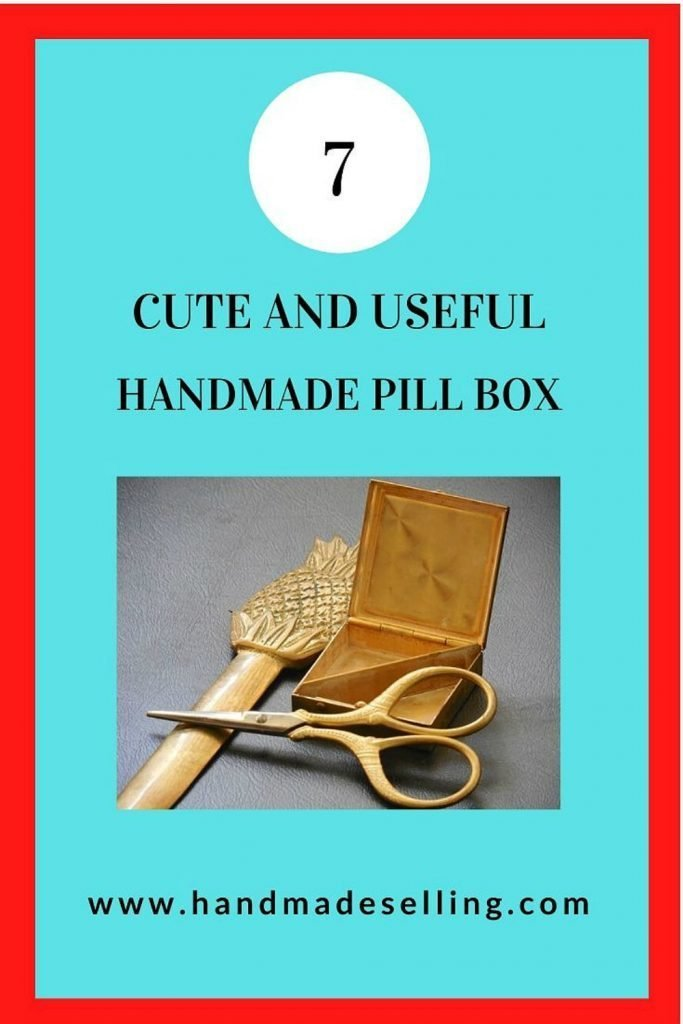 handmade pill box header image