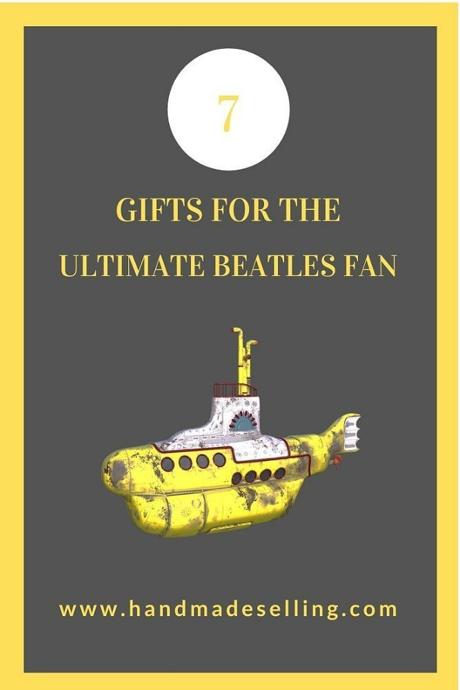 gifts for the ultimate Beatles fan