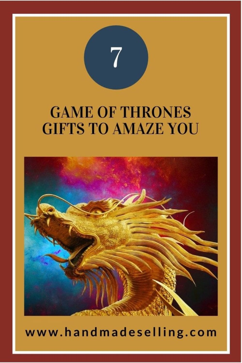 Game Of Thrones Gifts To Amaze You