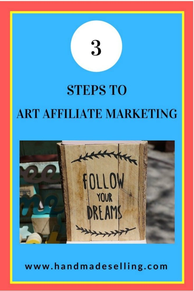 art affiliate marketing ~ handmadeselling.com
