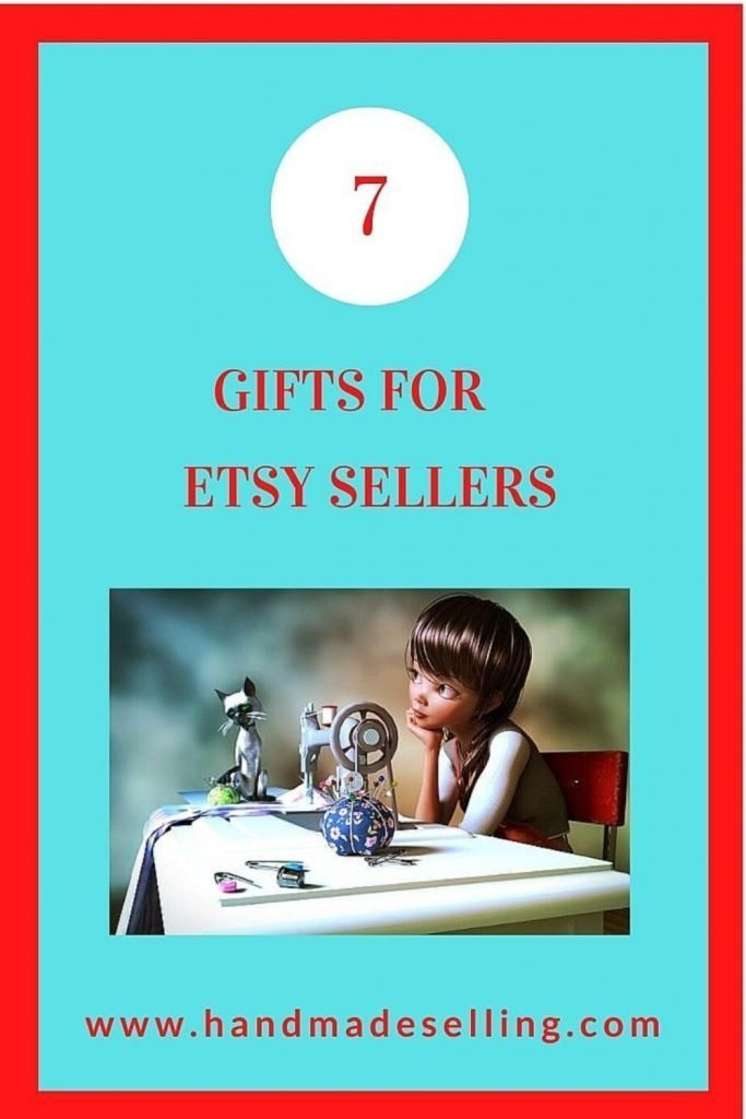 5 Gifts for Etsy Sellers ~ Pinterest
