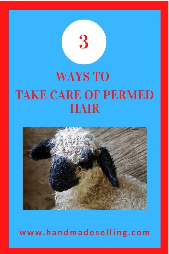 how to take care of permed hair ~ Pinterest