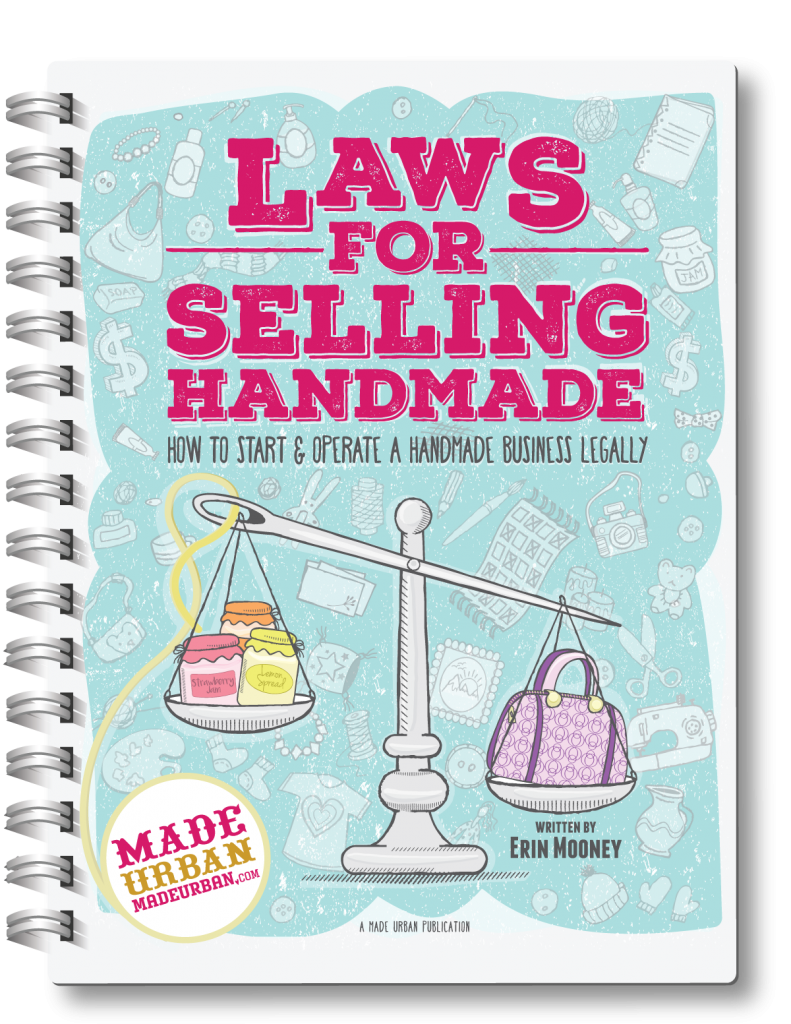 laws for selling handmade