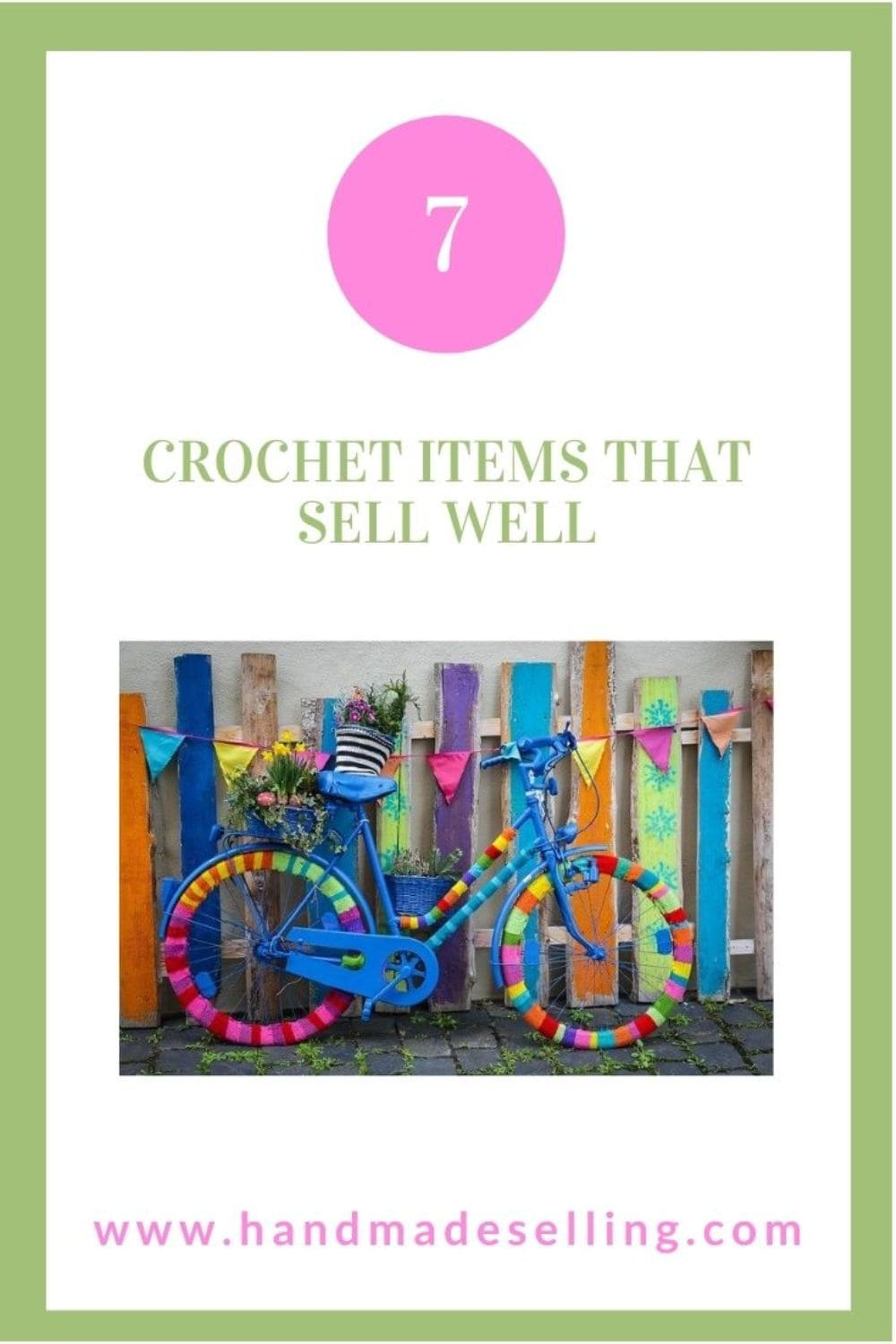 crochet items that sell
