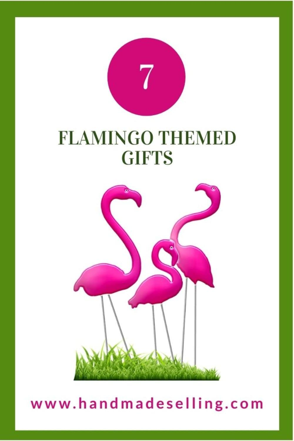 flamingo themed gifts