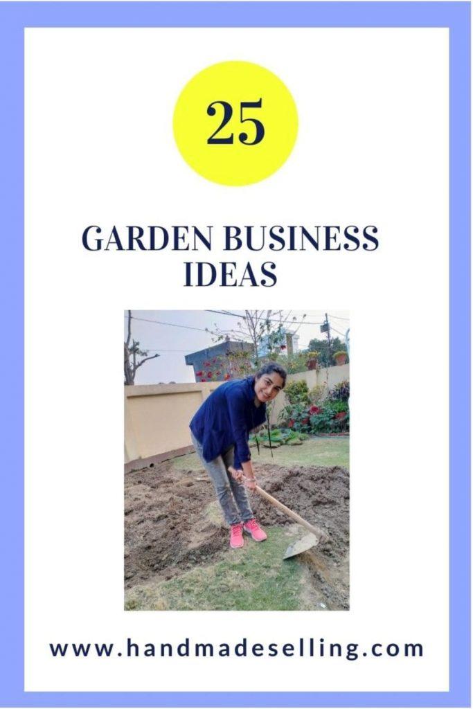 Garden Business Ideas