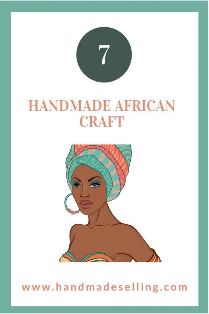 handmade african craft