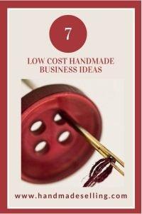 handmade business ideas