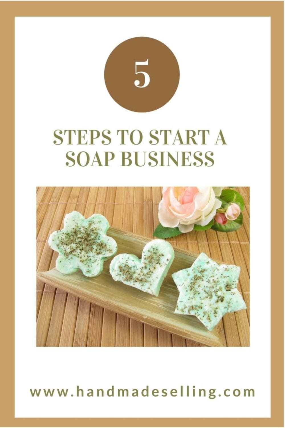 how to start a soap business