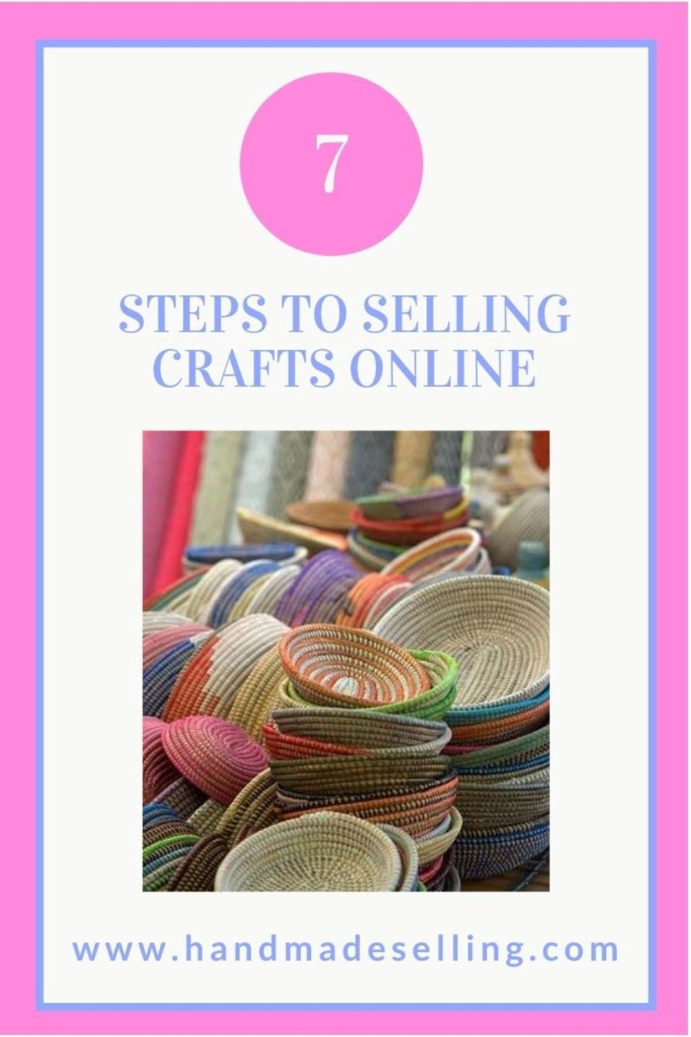 how to start selling crafts online