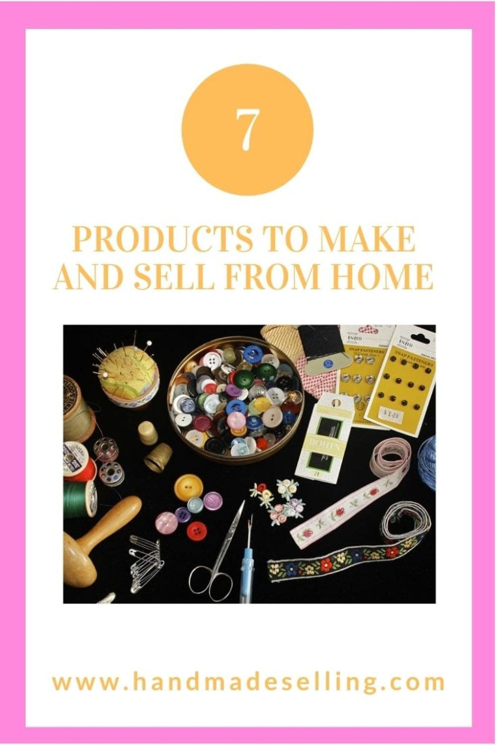 products you can make at home and sell