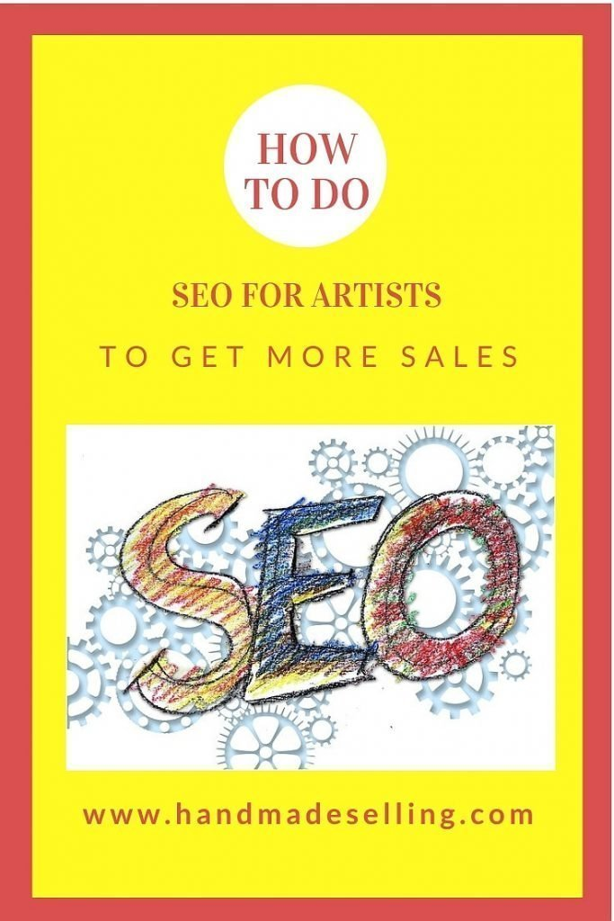 seo for artists header image